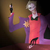 The Joker by HolderofTruth