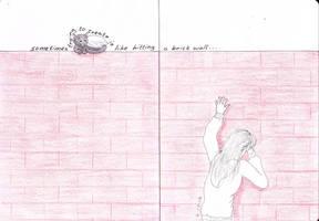 SPLE: Wall by jijikit