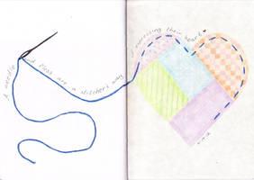 SPLE: Stitches by jijikit