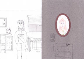 SPLE:  The Mirror - Part 1 by jijikit