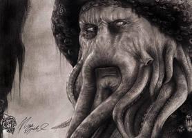 Davy Jones by Haliestra