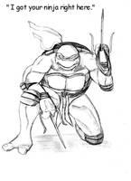 TMNT Raphael by OriginalUnoriginal