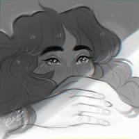 [ Stare ] by LittlePidgie