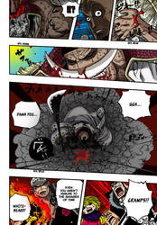 One piece manga colored for ck by Narutohi65