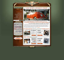 Iconic Automotive Website by Cameron-Schuyler