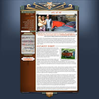 Iconic Automotive Website 2 by Cameron-Schuyler