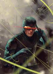 Danger Room: Cyclops by OSCARROMER