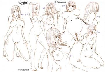 Ovelia(Nude etc) by ITSURYUU