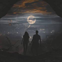 Edge of Darkness by BeboDesign1