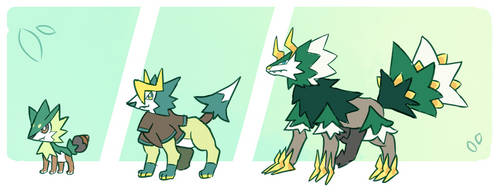 AUCTION! Grass Starters [ENDED] by MyMarshlands