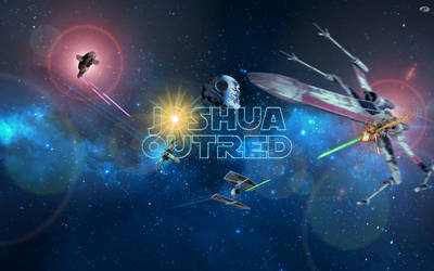 STARWARS Banner by GBRIELGRY