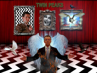 TWIN PEAKS The Return - Wallpaper - (G@BRIEL GR@Y) by GBRIELGRY