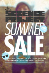 Science Project Summer Sale. by paperairplane