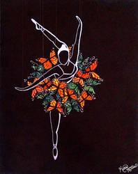 Butterfly Ballet by Kstar2105