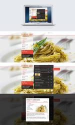 Future restaurant by DZerWebdesign