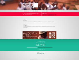 Muzungu for uganda by DZerWebdesign