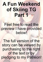A Fun Weekend of Skiing TG Part 1 (Scathach TF) by 2000Redred
