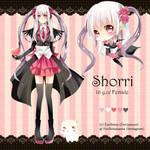 Shorri Chara Sheet by Furihime
