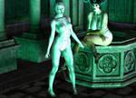 Medusa Encounter 10 by Dollmistress