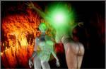 Medusa Attack 2 by Dollmistress