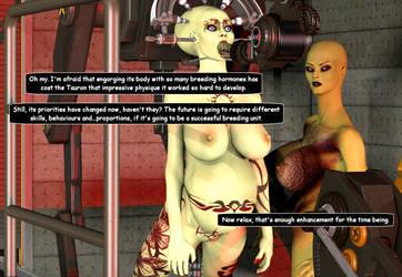 The Oblivion Struggle - 107 by Dollmistress