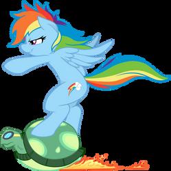 Shredding with Tank! by RainbowPlasma