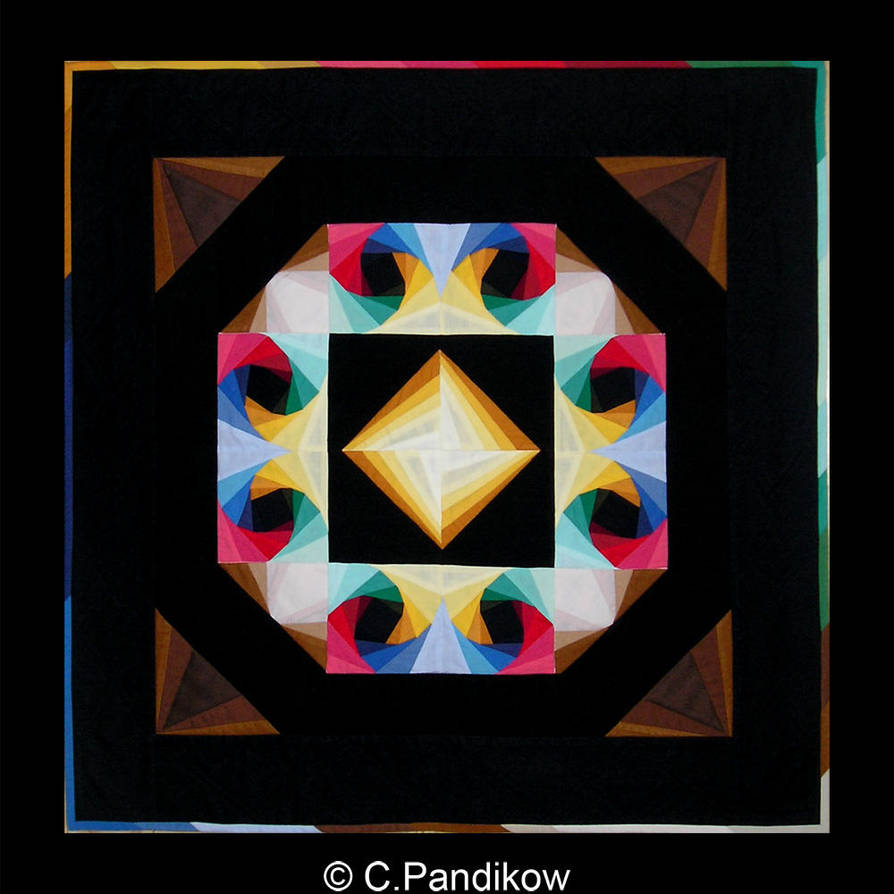 Kaleidoscope by Fabric-ant