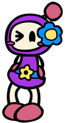 Blossom Bomber by TophatBomberman