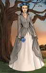 Lyanna Stark by maya40