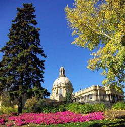 Alberta Legislature Dome by ShadowRaven2006