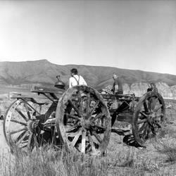Wild West by BrokenLens