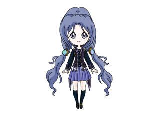 Chibi: Mikomi by MahouChikara