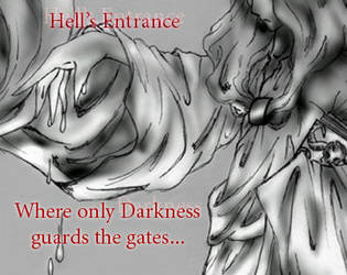 Hell's Entrance ID contest by bishie-keeper