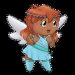 Raffle Prize Chibi- Sailor Aquila by BishiLover16