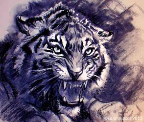 Tigris Carboneum by smacor