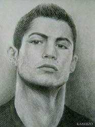 Cristiano Ronaldo by PhinPhan