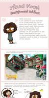 Visual Novel Background Tutorial by SKY-Morishita