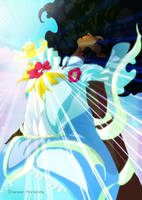 Magical Girl by SKY-Morishita