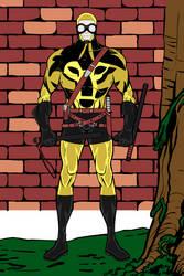 Yellow Wolf (Heroworld) by Knightfall1972