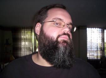 Self-Portrait: The Beard by Knightfall1972