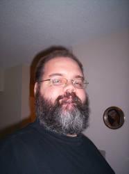 Self-Portrait: The Beard 2.0 by Knightfall1972