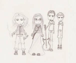 Rock Band by Ulula