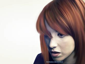 Hayley Williams Paramore by MrRiddlerr