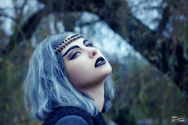 Blue Girl by markheet
