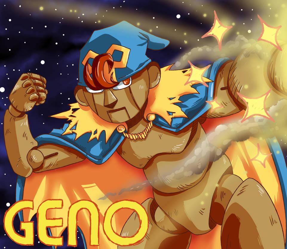 TiSGenoSMRPG by tisbore