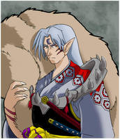 TiSSesshomaru by tisbore