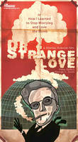 Dr. Strangelove by popsters