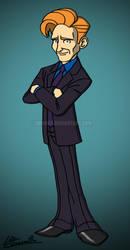 Cartoon Conan by Lwiis64