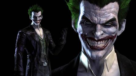 Joker Origins by Lwiis64