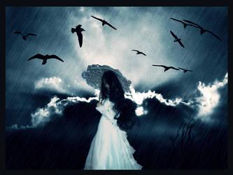 Nocturne Rain by gisaiagami